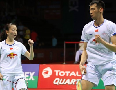 Form Favours China – Mixed Doubles Preview