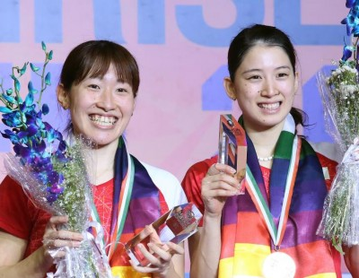 Maiden Title for Tanaka/Yonemoto – Yonex-Sunrise India Open 2017: Doubles Finals