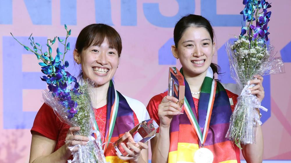Maiden Title for Tanaka/Yonemoto – Yonex-Sunrise India Open 2017: Doubles Finals