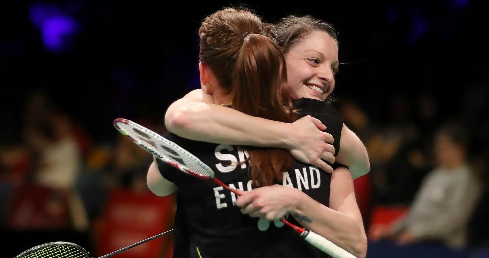 Smith/Walker in Semis – 2017 European Championships: Day 4