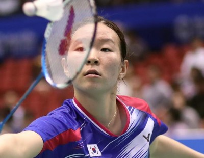 Lee Jang Mi Qualifies - Badminton Asia Championships 2017: Day 1