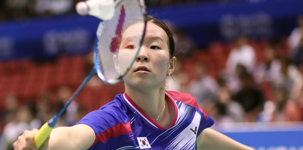 Lee Jang Mi Qualifies – Badminton Asia Championships 2017: Day 1