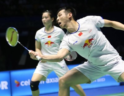 Lu/Huang Set the Pace – Destination Dubai Rankings: Mixed Doubles