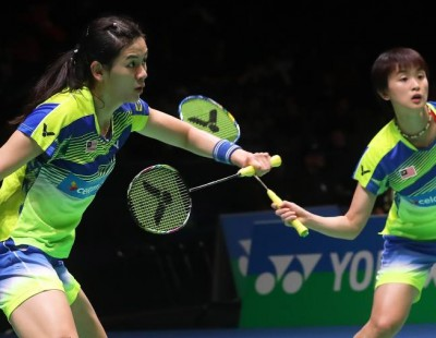 Hoo/Woon in Quarter-finals – Badminton Asia Championships 2017: Day 3