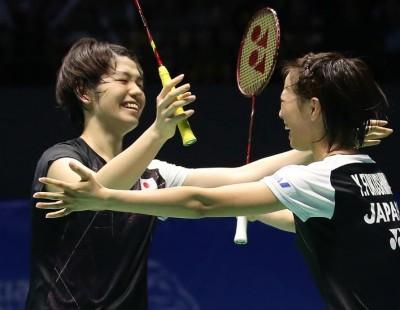 Japan Dominate – Destination Dubai Rankings: Women's Doubles