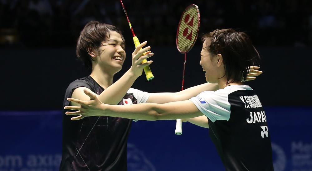 Japan Dominate – Destination Dubai Rankings: Women's Doubles