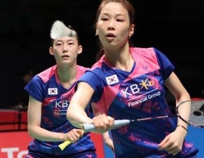 Big Guns Prevail – Day 1 (Session 2): TOTAL BWF Sudirman Cup 2017
