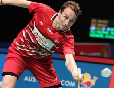 Danes Dig Deep - Day 4 (Session 2): TOTAL BWF Sudirman Cup 2017
