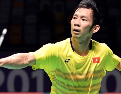 'Vietnam Vet' Shines – Day 6 (Session 2): TOTAL BWF Sudirman Cup 2017