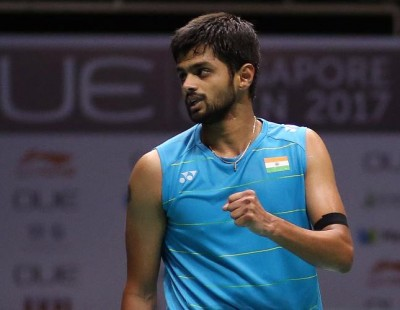 Praneeth Makes Big Leap – Destination Dubai Rankings: Men's Singles