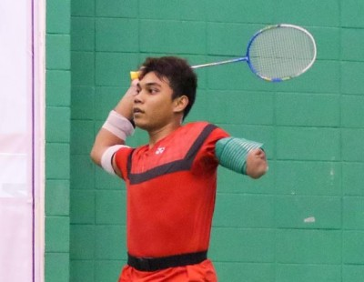 Para-Badminton Elite in Research Project