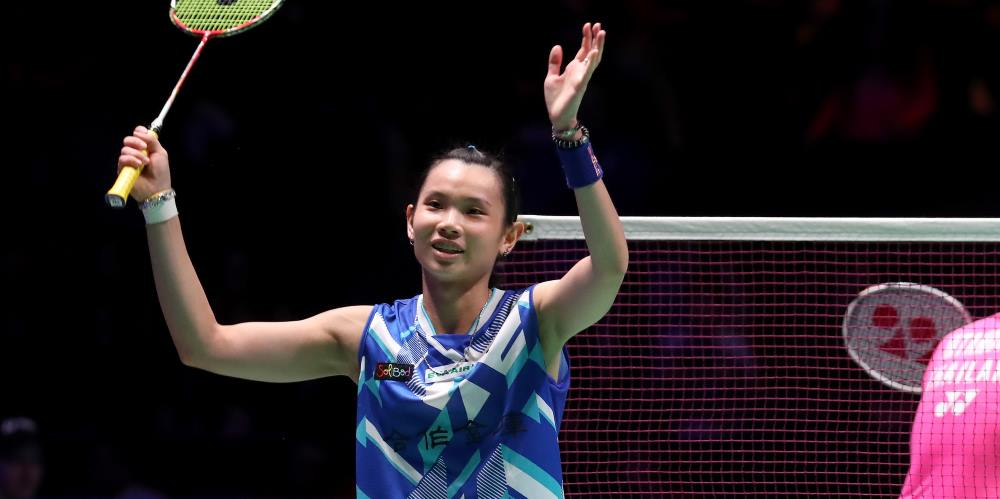 'I Hope to be Consistent': Tai Tzu Ying