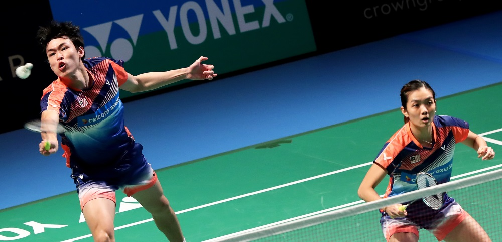 Lee Slips Past Antonsen – Day 2: CROWN GROUP Australian Open 2017