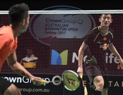 Chen Wins All-Star Battle – Day 4: CROWN GROUP Australian Open 2017