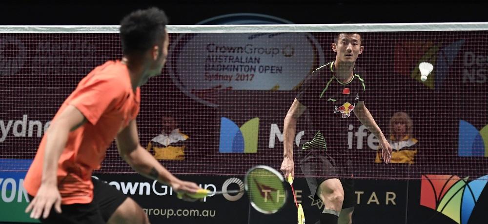 Chen Wins All-Star Battle – Day 4: CROWN GROUP Australian Open 2017