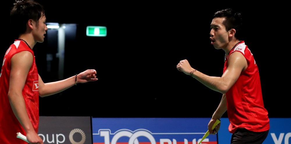 It's Japan's Day! – Doubles Finals: CROWN GROUP Australian Open 2017