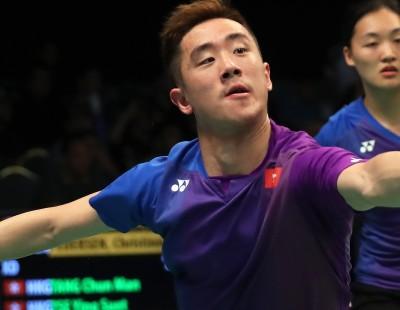 Star Pairs Perish – Day 2: BCA Indonesia Open 2017