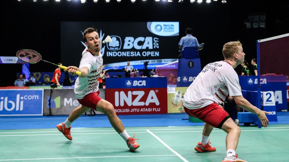 Top Seeds Tumble – Day 3: BCA Indonesia Open 2017