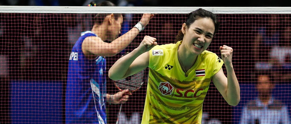 Jindapol Stops 'Super' Streak – Day 5: BCA Indonesia Open 2017
