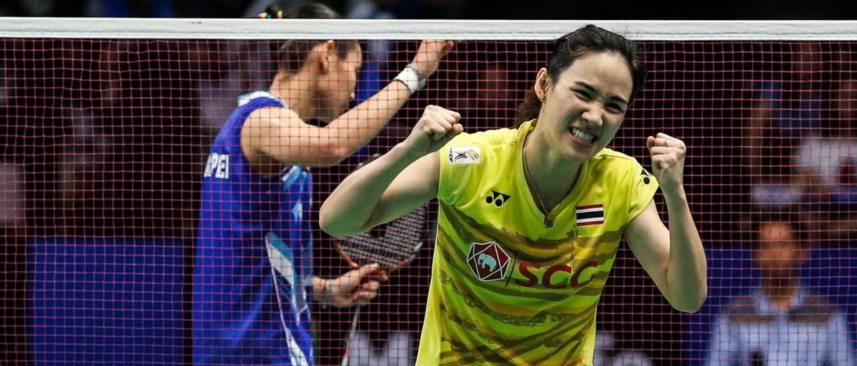 Jindapol Stops 'Super' Streak – Day 5: BCA Indonesia Open 2017