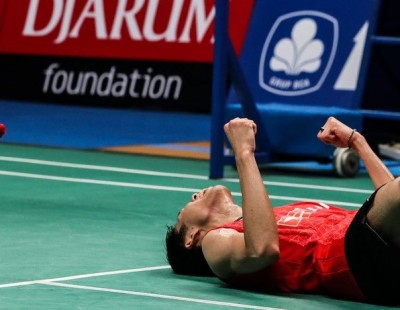 Redemption Time – Day 6: BCA Indonesia Open 2017