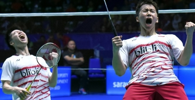 Indonesia Reignites Superseries!