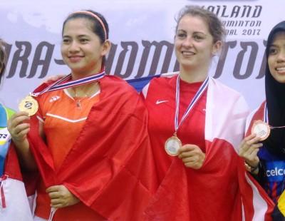 Oktila's Triple Triumph