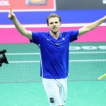 Lee Stunned in Opening Round – Day 2: TOTAL BWF World Championships 2017