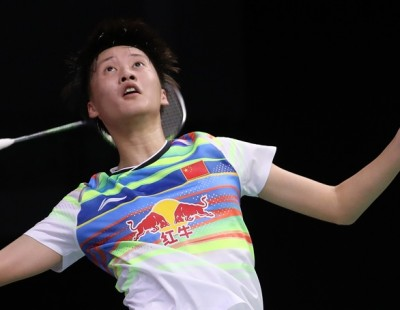 Top Seed Tumbles – Day 4: TOTAL BWF World Championships 2017