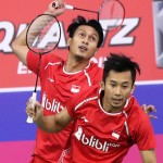 Tremors Hit Men's Doubles – Day 3: TOTAL BWF World Championships 2017