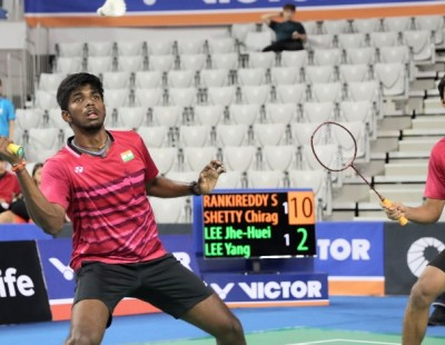 Rankireddy/Shetty in Quarters – Day 3: Victor Korea Open 2017