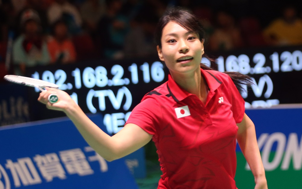 Record Entries for Japan Para-Badminton International