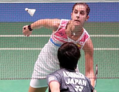 Marin Sizzles into Semis – Day 4: DAIHATSU YONEX Japan Open 2017
