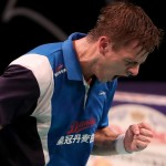 Vittinghus in Fine Fettle – Day 2: DANISA Denmark Open 2017