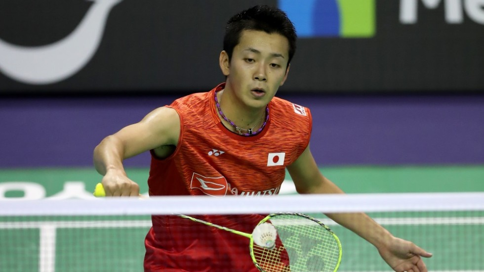 Lee Wilts in Opening Test – Day2: Yonex French Open 2017