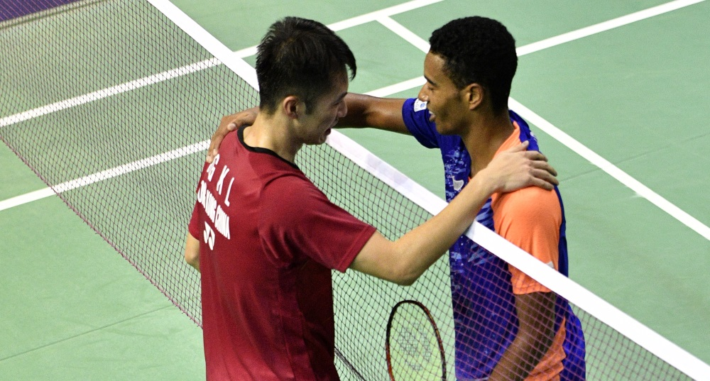 So Close for Oliveira – Day 2: Yonex French Open 2017