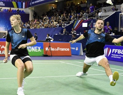Lane/Pugh Shock Tang/Tse – Day 3: Yonex French Open 2017