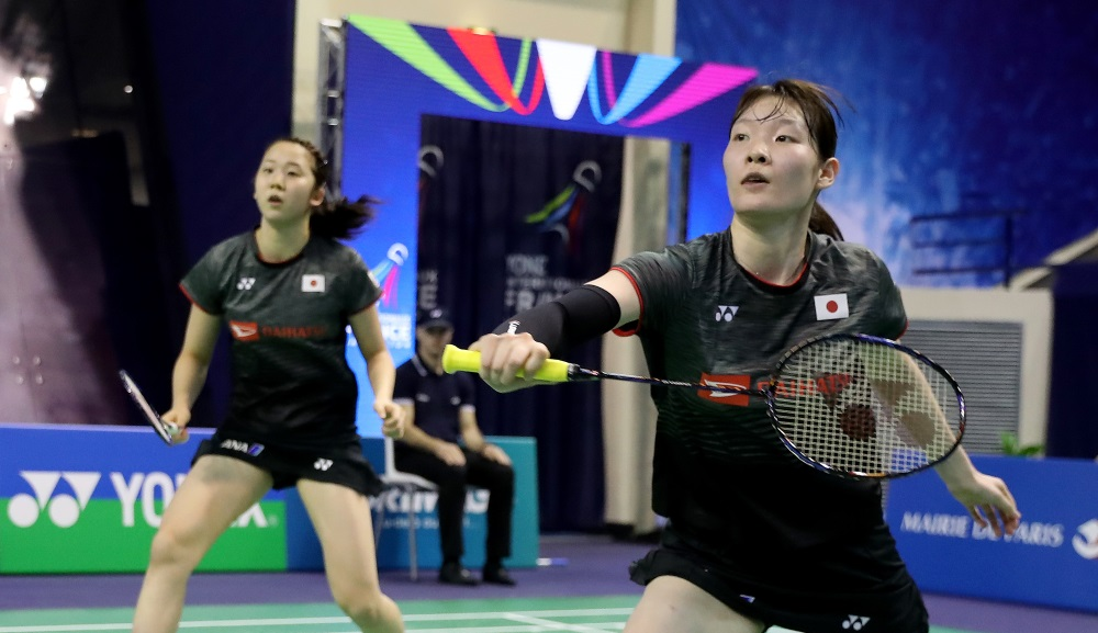 Top Seeds Eclipsed – Day 4: Yonex French Open 2017