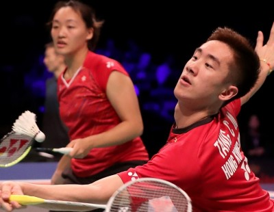 Tang/Tse Pull Off Surprise – Day 5: DANISA Denmark Open 2017