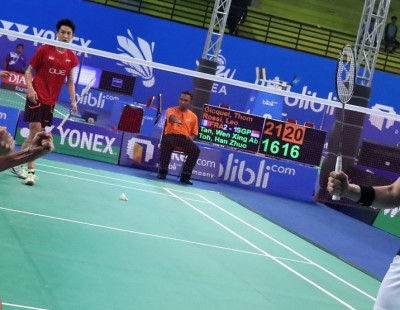 Historic Night – Day 2: BWF World Junior Mixed Team Championships 2017