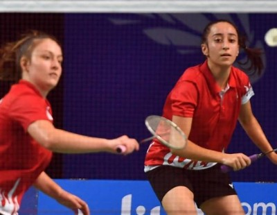 European 'Six-cess' - Day 4: BWF World Junior Championships 2017