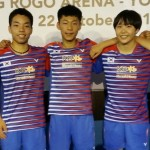 Courageous Korea! – Day 4: BWF World Junior Mixed Team Championships 2017