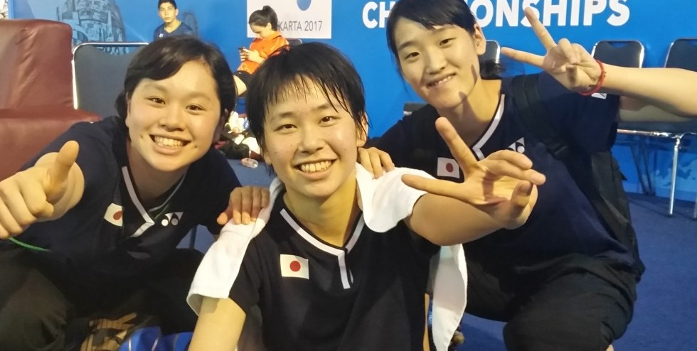 China Stop Indonesia – Day 4: BWF World Junior Mixed Team Championships 2017