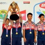 By the Dozen! – Final: BWF World Junior Mixed Team Championships 2017