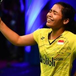 Sterling 'Solo' Acts - Singles Finals: BWF World Junior Championships 2017