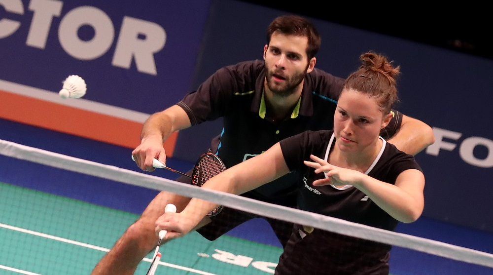 French Duo in Focus