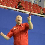 Forster Keeps Hopes Alive - Day 1: BWF Para-Badminton WC 2017