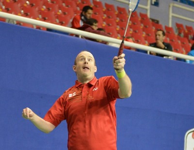 Forster Keeps Hopes Alive - Day 1: BWF Para-Badminton WC 2017