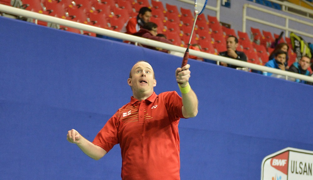 Forster Keeps Hopes Alive – Day 1: BWF Para-Badminton WC 2017