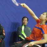 Liu Storms into Quarters – Day 3: BWF Para-Badminton WC 2017